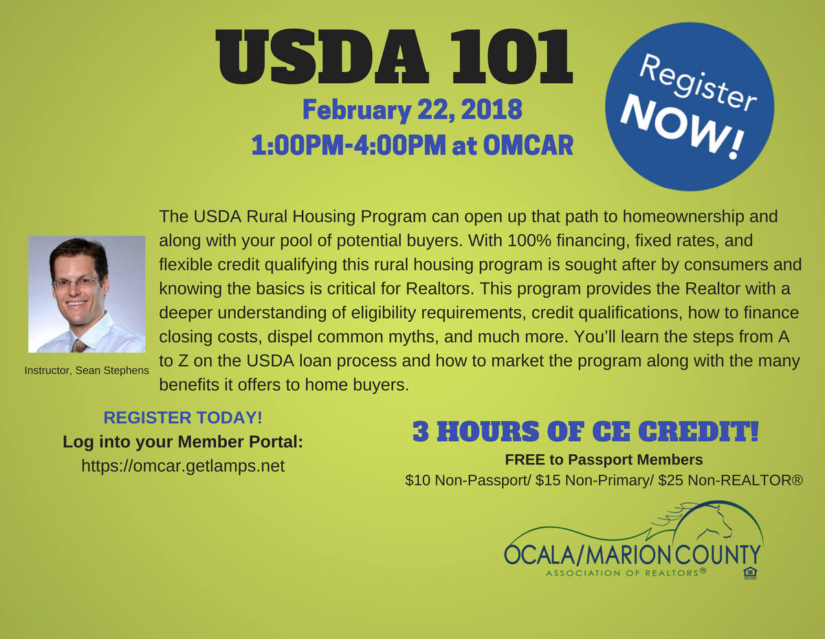 USDA-101-Website-Banner